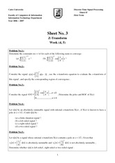 IT341_HOMEWORK_Sheet No. 3