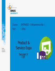 Z10560010120164027Session 9 Product & Service Expo.pptx