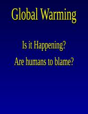 Global Warming.ppt
