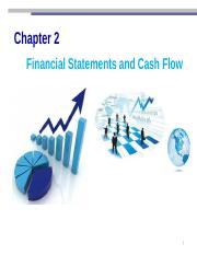 Chapter 2_Financial Statements and Cash Flow_2017.ppt