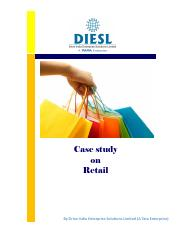 DIESL Case Study_Retail Sector