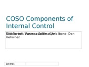 COSO_Components_of_Internal_Control