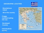 ISS Greece notes