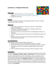 Lab 3 Biological Molecules.pdf