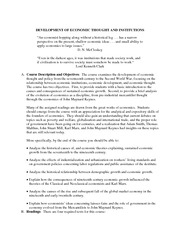 economics end of course final exam essay example This section provides information to prepare students for the final exam of the course, including a review of content, practice exams, and exam problems and solutions.