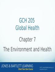 GCH 205.Chapter 7.GH101.2016