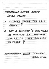 3500 #5 questions about trade policy