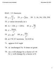 3.5 Answers new