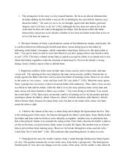 Research papers on american literature