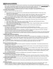 HUBS191 Lecture 21 notes.docx