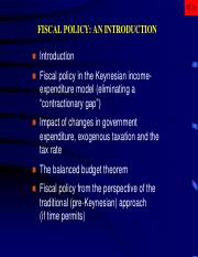 ECON1002_Sem_1_2016_Fiscal_Policy