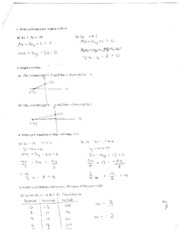 Math 10C Linear Functions Assignment Pg.7