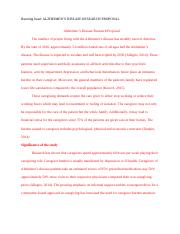RED ALZHEIMER'S DISEASE RESEARCH PROPOSAL.docx