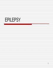 Epilepsy lect for 3rd.ppt