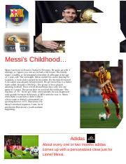 Messi Newsletter