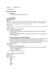SCNC1112LECTURE NOTES 4
