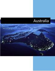 Sydney Australia is the destination I will be going to because it.docx