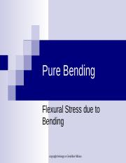 Pure_Bending-Fall2011.pps