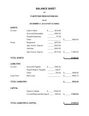 BALANCE SHEET FOR FLINTSTONE -answer.pdf