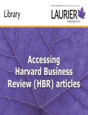 Accessing Harvard Business Review (HBR) articles_Feb 2015.pdf