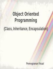Object Oriented Programming.ppt