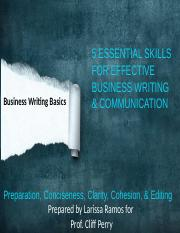 Effective Business Writing.ppt