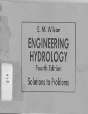 188065205-Hydrology-Engineering-Wilson