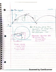 Math 151B Polar Coordinates Notes