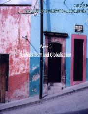 2016 DVM 2105B W05 Neoliberalism and Globalization(1) (1).ppt