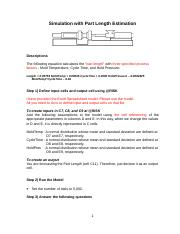 @RISK-Assignment1-PartLength Estimation with explanation(1).doc