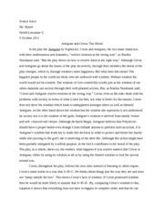 Ellen foster essay