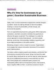 ƒWhy it's time for businesses go green.pdf