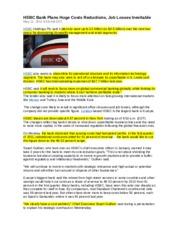 mcdonalds case analysis am Business research paper: mcdonald's corporation case analysis.
