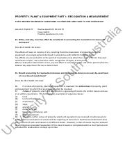 Property Plant  Equipment Part 1 Topic Review Workshop Questions.pdf