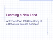 Learning_a_New_Land_Overview