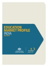 Education Market Profile - India