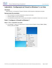 12.3.1.5 Lab - Configure the Firewall in Windows 7 and Vista.pdf