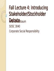 Fall week 4 Intro stock-stakeholder.ppt