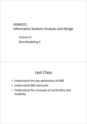 ISOM221+Lecture+9+-+Data+Modeling+II