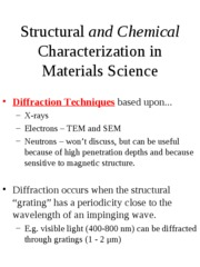 MSE306Chap2-Diffraction