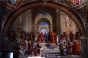 School-of-Athens, Raphael