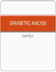 Chapter 6 Gravimetric analysis.pdf