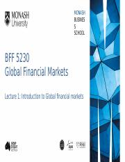 Lecture 1 Intro to Global Financial markets_S2_2016.pptx