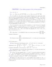 Supplementary Problems 4