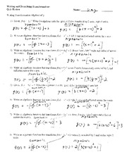 Worksheets Factoring Polynomials By Grouping Worksheet factoring by grouping worksheet with key 4 pages writing transformation algebraically key