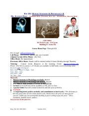 anatomy and physiology lab report physioex exercise 3 Report wales wrote #2:  physioex 8 exercise 3 activities 1-8  anatomy and physiology 4 years ago mclarke1228 bio_man 1 reply 869 views.
