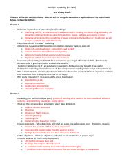 Principles Test 1 Study Guide.docx