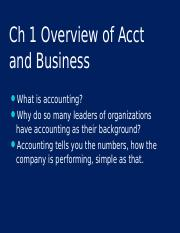 Ch 1&2-Acct and the Business Environment.ppt