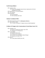 Consumer Chemical Science Notes 2