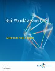 2013 Basic Wound Care CSD revision.ppt